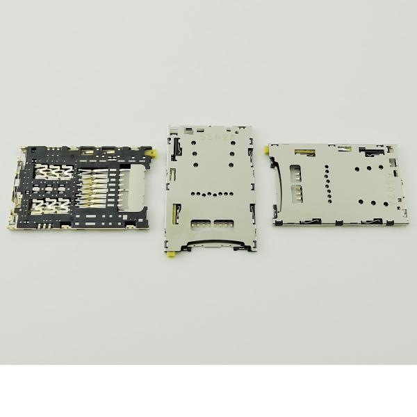 Lector de Tarjeta SIM y SD Original para Sony Xperia Z5 (E6603), Xperia Z5 (E6653), Xperia Z5 Premium (E6853)