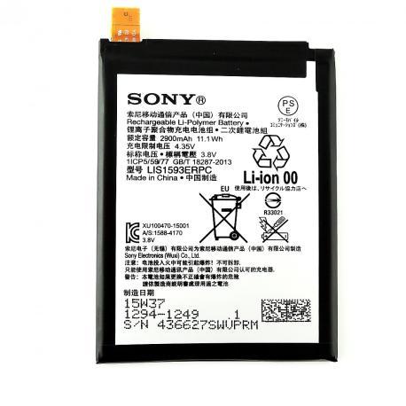 Bateria LIS1593ERPC para Sony Xperia Z5 de 2900mAh