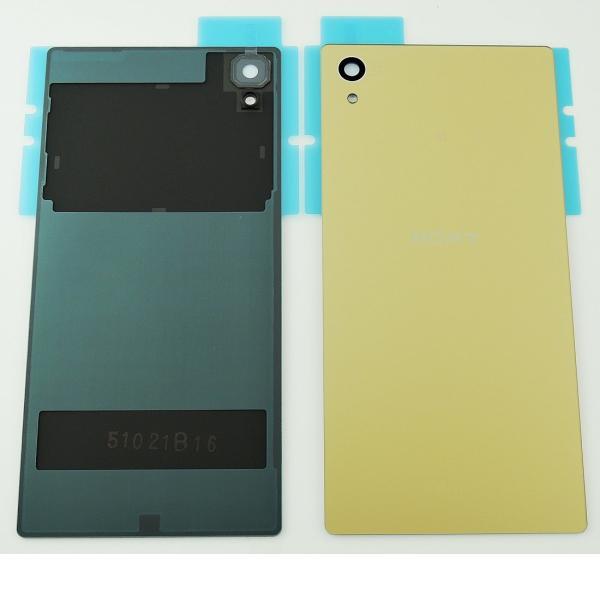Tapa Trasera de Bateria Original para Sony Xperia Z5 - Oro