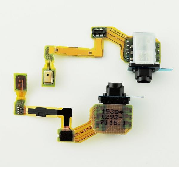Flex Jack de Audio y Microfono Original para Sony Xperia Z5