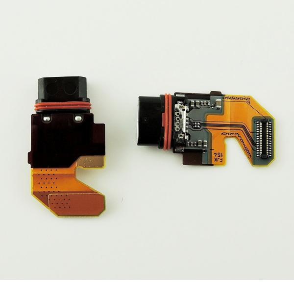 Flex Conector Micro USB Original para Sony Xperia Z5