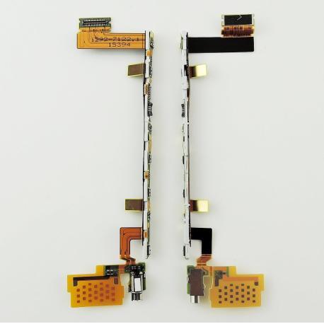 Flex de Encendido On / Off , Volumen y Vibrador Original para Sony Xperia Z5
