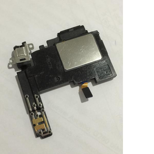 Altavoz Buzzer y Jack de Audio para Samsung Galaxy P5200 - Izquierdo