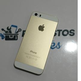 Carcasa Tapa Trasera Original para iPhone 5S - Oro / Desmontaje