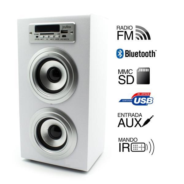 Reproductor de musica para Bluetooth , Tarjeta SD , MMC , AUX (jack 3.5mm) y USB 2.0