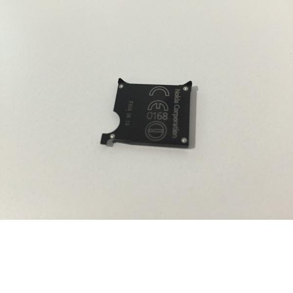 Adaptador Sim Metalico Original Nokia Lumia 920 - Recuperado