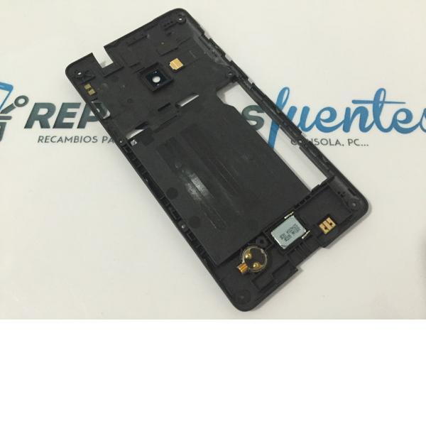 Carcasa con Buzzer Original para Microsoft Lumia 535 RM-1090 - Recuperada