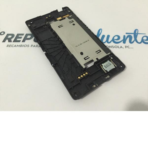 Carcasa Intermedia con Buzzer Original Nokia Lumia 820 - Recuperada