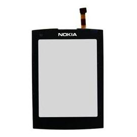 Pantalla tactil cristal nokia x3-02 negra