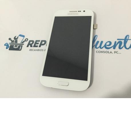 Pantalla Lcd + Tactil Original Samsung Galaxy Grand Neo i9060 Blanca - Recuperada