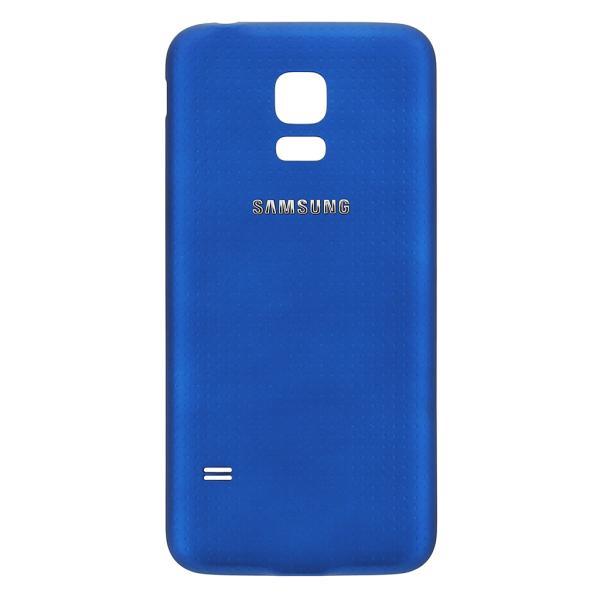 Tapa Trasera de Bateria Original para Samsung Galaxy S5 mini G800F - Azul