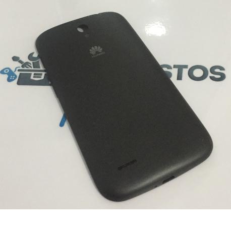 Tapa Trasera de Bateria Original para Huawei Ascend G610-U20 - Negra / Recuperada