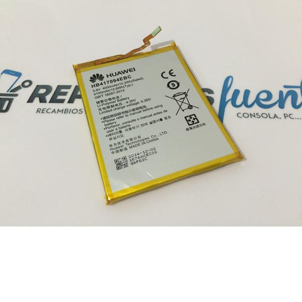 Bateria HB417094EBC Original para Huawei Ascend Mate 7 - Remanufacturada
