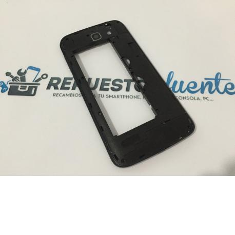 Carcasa Intermedia Huawei Ascend G730 Negro - Recuperada