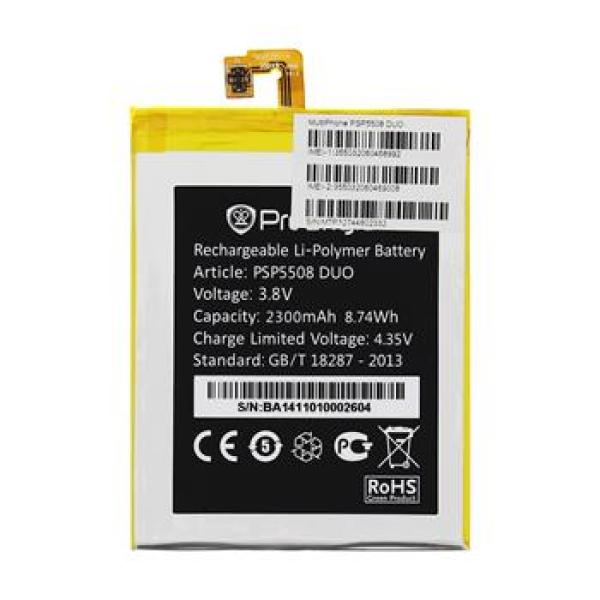Bateria Original Prestigio Multiphone 5508DUO