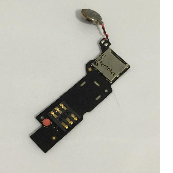 Flex Lector de Tarjeta SIM, Memoria SD y Vibrador para Huawei Ascend Y530 / Recuperado