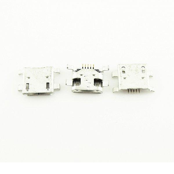 Conector de Carga Micro USB para Huawei Y300