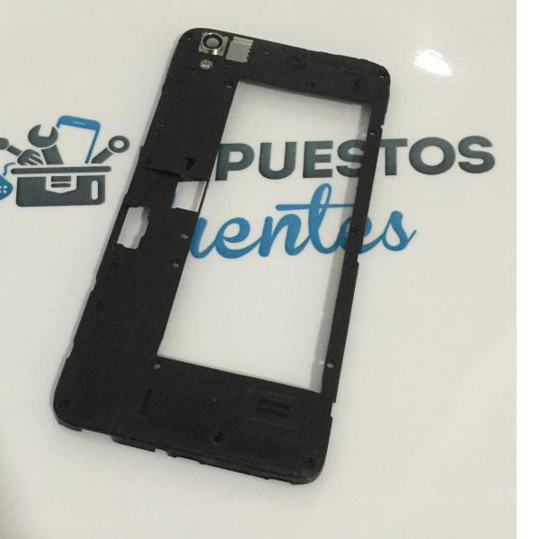 Carcasa Interemedia con Lente Original para Huawei Ascend G620s - Recuperada