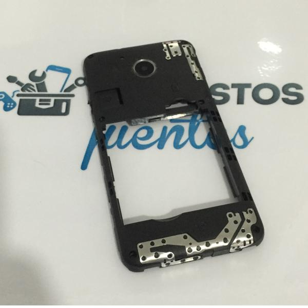 Carcasa Interemedia con Lente Original para Huawei Ascend Y330 - Recuperada