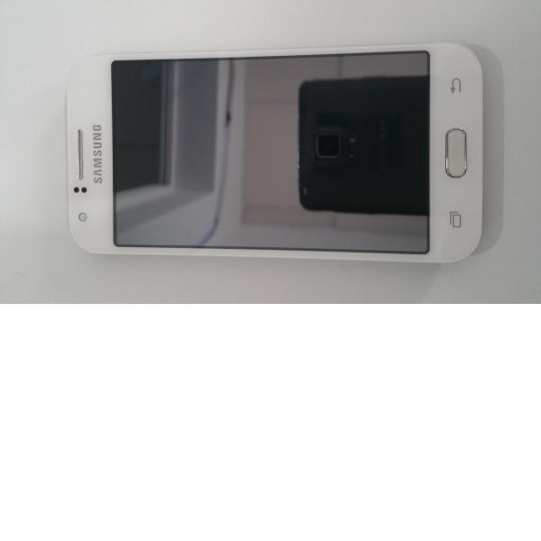 LCD + Tactl + Marco Original para Smasung Galaxy J1Blanco - Recuperado