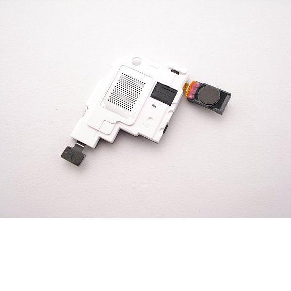 Modulo de Altavoz Buzzer, Altavoz Auricular y Jack de Audio para Samsung Galaxy Core Duos i8262 i8260 - Blanco