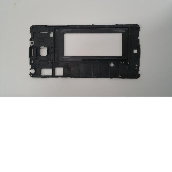 Carcasa Intermedia para Samsung Galaxy A5 Negra - Recuperado