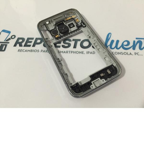 Carcasa Marco Original para Samsung Galaxy Young 2 G130HN - Recuperada