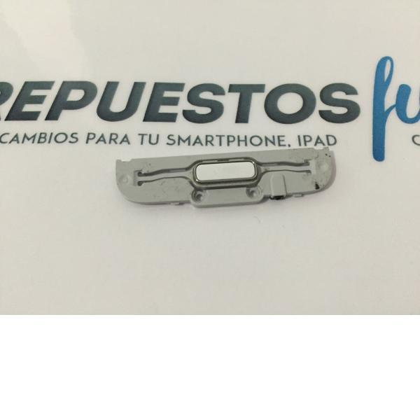 Boton home blanco Original para Samsung Galaxy Young 2 G130HN - Recuperado