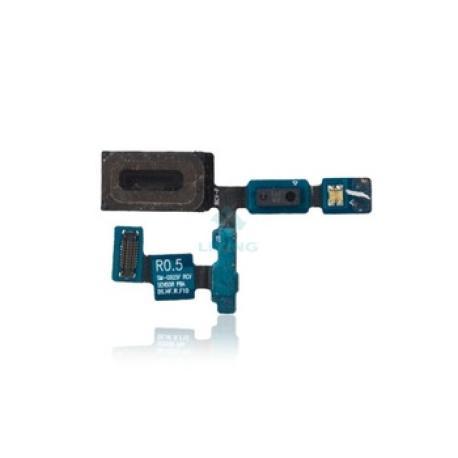 Flex Auricular y Sensor de...