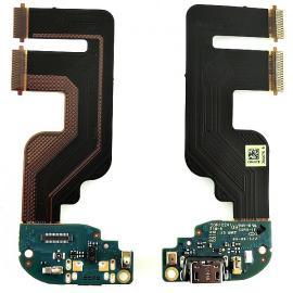 Flex de Carga Micro USB y Microfono Original HTC One M8 Mini 2