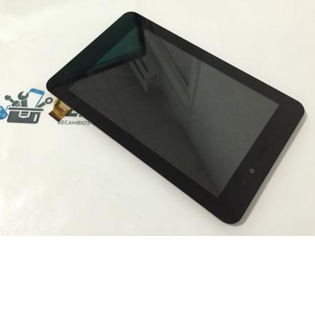 Pantalla LCD Display + Tactil para BQ el Cano 2 Quad Core , FNAC 7 02BQFNA20 - Recuperada