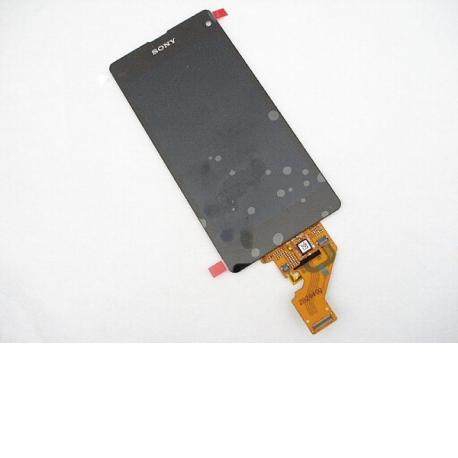 Pantalla LCD Display + Tactil para Sony Xperia Z1 Compact Z1C M51W D5503 - Negra