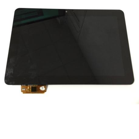 Repuesto de Pantalla LCD + Tactil para BQ Edison 3 Negra Reparada