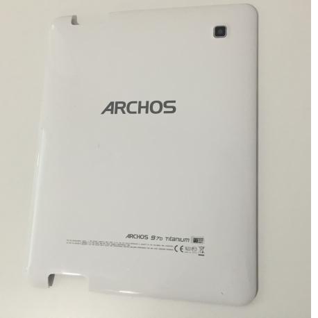 Tapa Trasera de Bateria Original para Tablet ARCHOS 97b Titanium - Recuperada