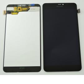 Pantalla Tactil + LCD Display para Microsoft Lumia 640XL - Negra