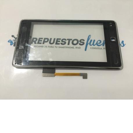 Pantalla Tactil con Marco Original Huawei S7-105 Orange - Recuperada
