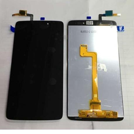 "Pantalla Tactil + LCD Display para Alcatel One Touch Idol 3 5.5"" OT-6045 6045Y - Negra"