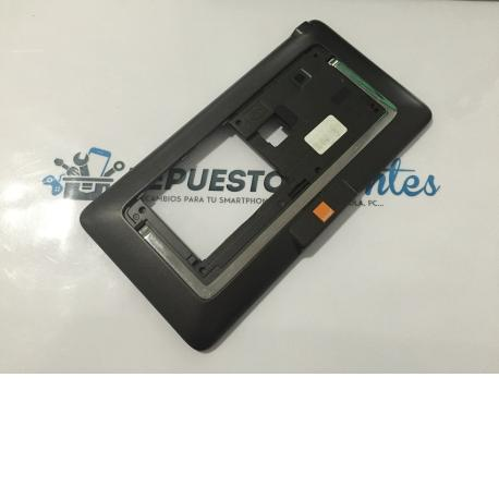 Carcasa Intermedia Original Huawei S7-105 Orange - Recuperada