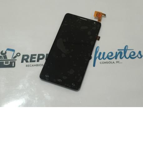 Pantalla Tactil + LCD Display para Doogee DG750 - Negra