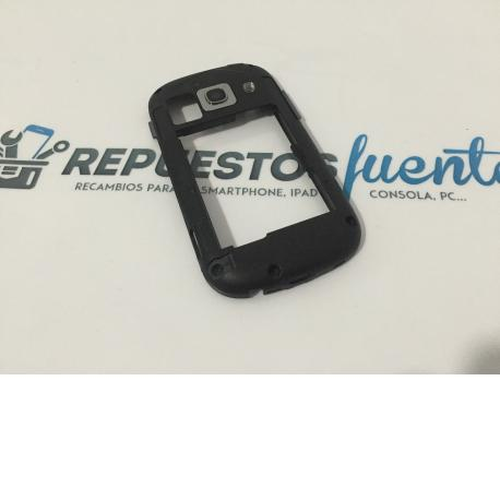Carcasa Intermedia Original Samsung Galaxy Fame s6810 - Recuperada