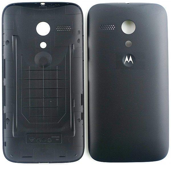Carcasa Tapa Trasera Motorola Moto G XT1032 Negra - Recuperada