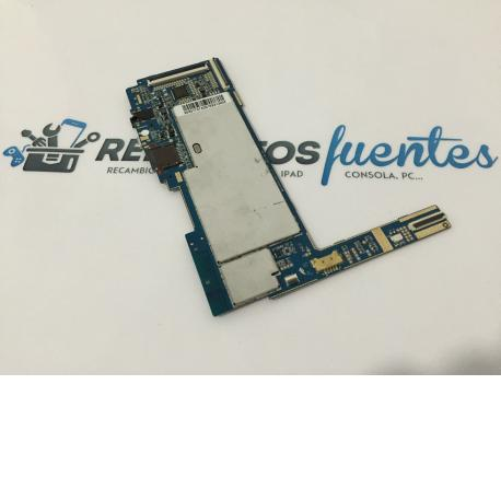 Placa Base Tablet Wolder Mitab California - Recuperada