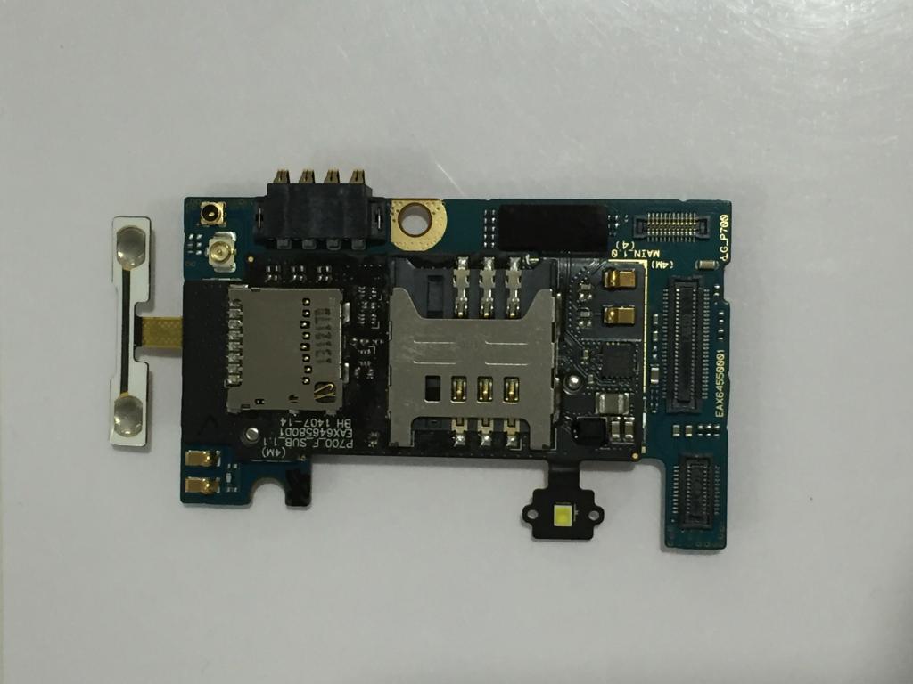 c40f4d82d8d Placa Base Original para LG OPTIMUS L7 P700 - Libre
