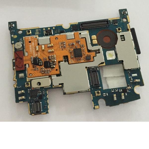 Placa Base Original LG Google Nexus 5 D821 - Recuperada (Sin Sensor de proximidad)