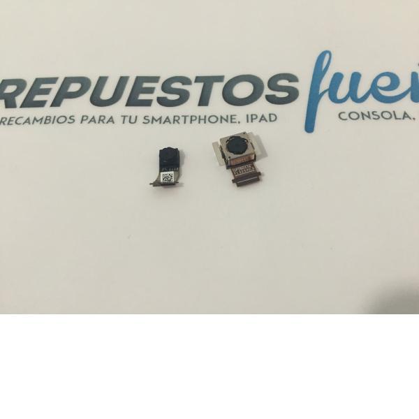 Juego de Camara Trasera y Frontal Original ASUS VivoTab Note 8 M80T - Recuperada
