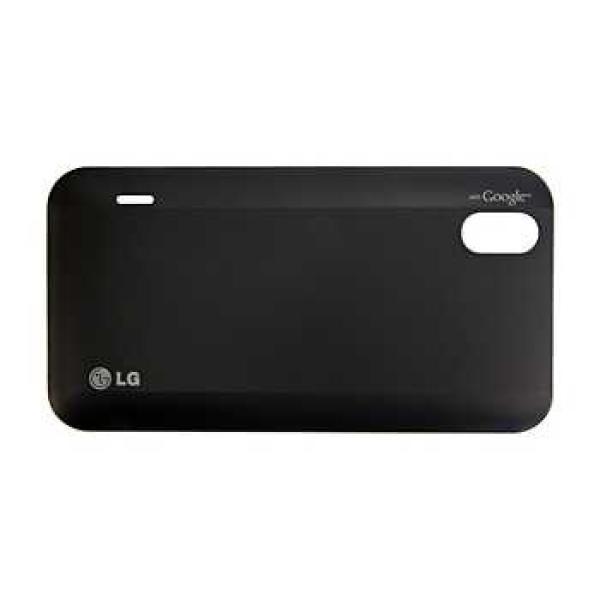 Tapa Trasera de Bateria Original para LG P970 - Negra