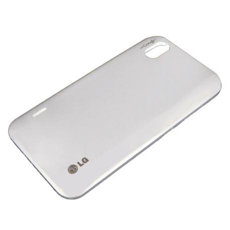 Tapa Trasera de Bateria Original para LG P970 - Blanca