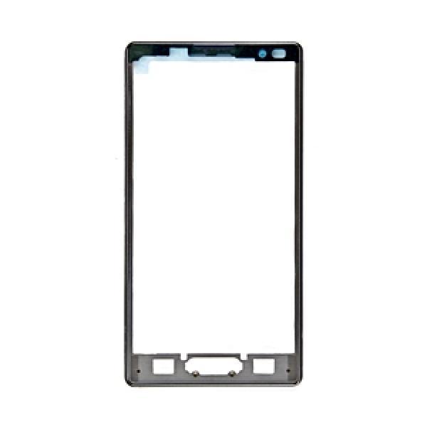 Carcasa Frontal Original para LG Optimus L9 Optimus L9 P760 - Negra
