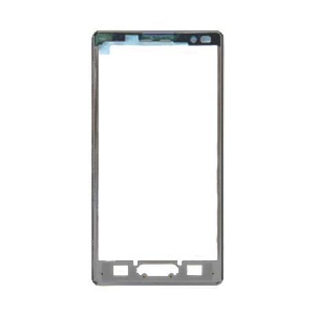 Carcasa Frontal Original para LG Optimus L9 Optimus L9 P760 - Blanca