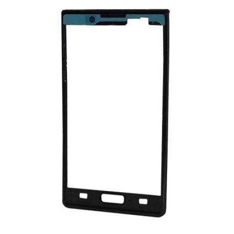 Marco Frontal Original para LG OPTIMUS L7 P700 - Negro
